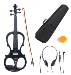 Violin Electrico Cecilio Pack CEVN-1BK