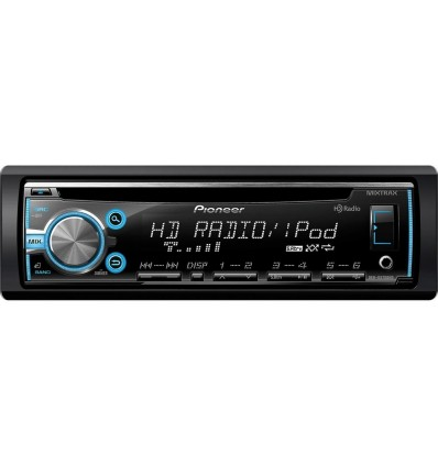 Reproductor Pioneer Usb Mp3 Iphone DEH-x5700HD
