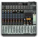 Consola Pasiva Behringer Xenyx QX1222USB