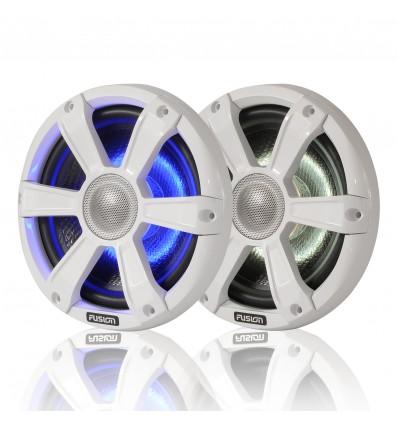 Cornetas 7.7 Fusion 280w Led SG-FL77SPW