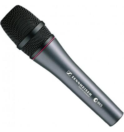 Microfono Dinamico Vocal Sennheiser E865