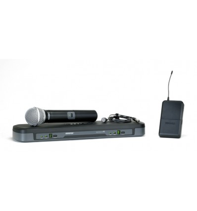 Microfono Inalambrico Dual Sennheiser PG1288/PG185