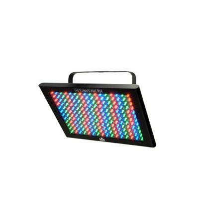 Luz Chauvet DMX Led Tecno Strobe RGB