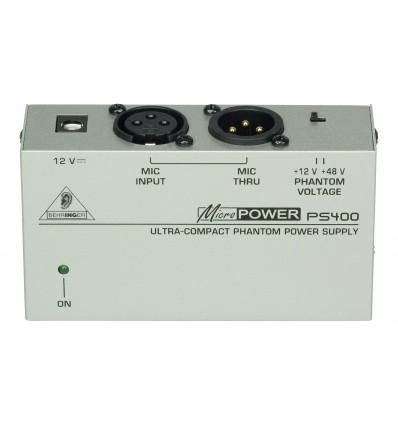 Phanton Power Behringer PS400