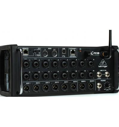 Consola Digital 16CH Behringer XR18