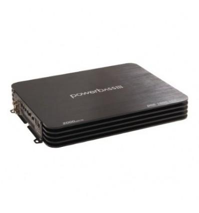 Amplificador 1ch powerbass 1000w ASA1000.1DX
