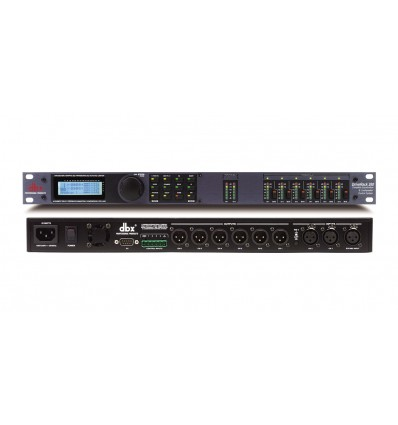 Proceso Digital DBX Driver Rack 260