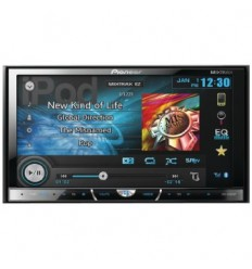 Reproductor Pioneer Bt Usb Mp3 Iphone AVH-X4600BT
