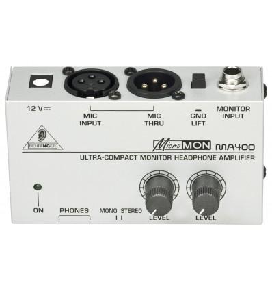 Pre-Amp de Audifonos Behringer MA400