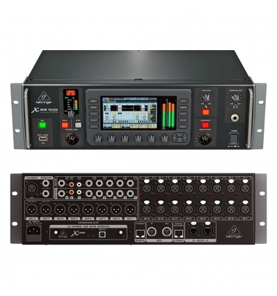 Consola Digital 32 CH Behringer X32 RACK
